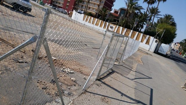 Torrevieja – valla de simple torsión